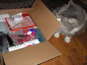 A box!