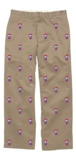Ole Miss pants