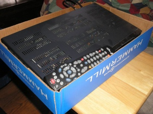 Digital box ready to go...