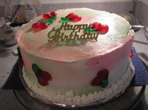 Ever-so-cute cake