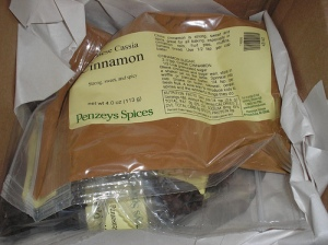 Cinnamon: better than from the supermarket