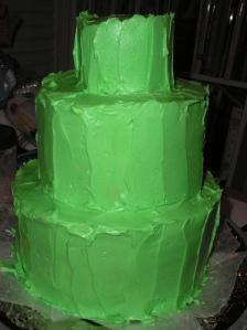 Grinch green