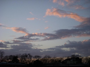 Pretty clouds 4