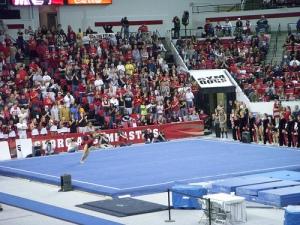 Georgia on the floor