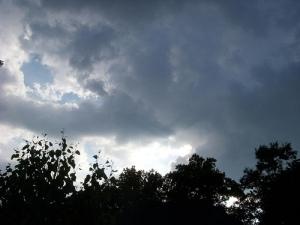 Cloud drama.
