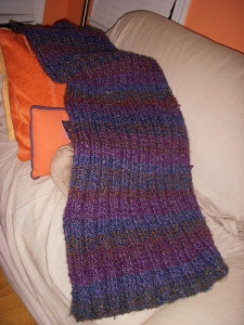 3rd Knitting Project