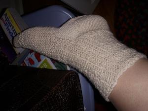 Mai sock.