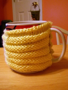 The Mug Sweater!