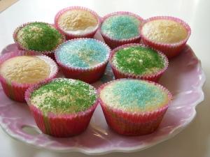 Final Four Cupcakes