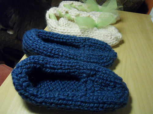 Crisis Slippers